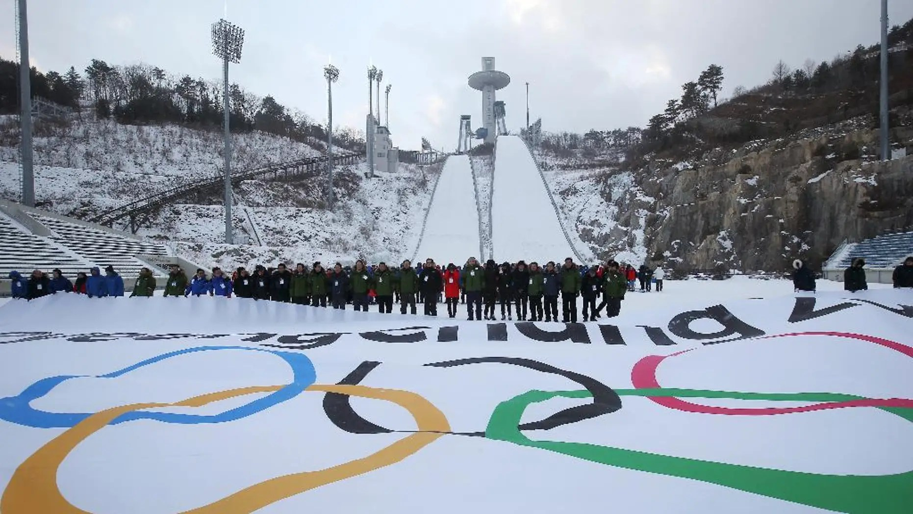 About South Korea South Korea Prepares For Olympics With Region In No Mood For