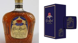 Sunshiny Carbohydrates Crown Royal Adds Nutritional Information To Label Fox News Crown Royal Will Feature Nutritional Information Likeserving Calories New Bottles