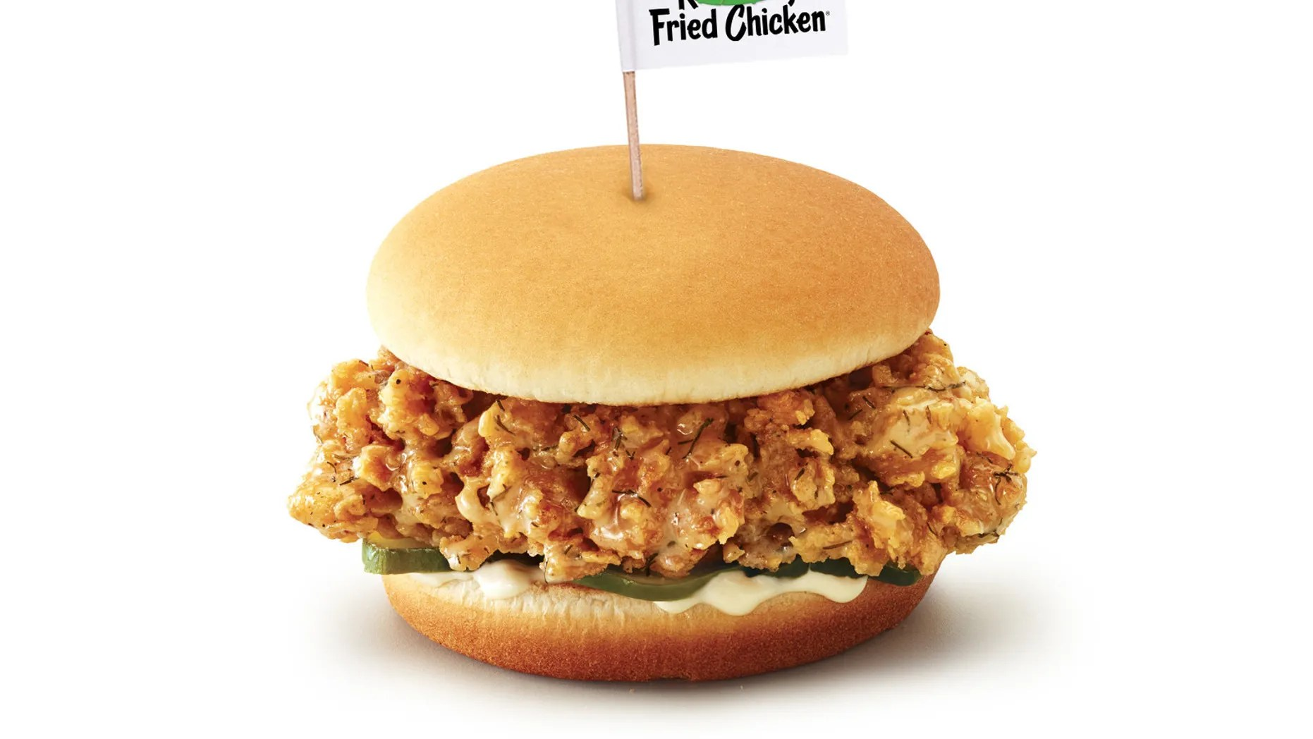 Fullsize Of Kfc Pickle Fried Chicken