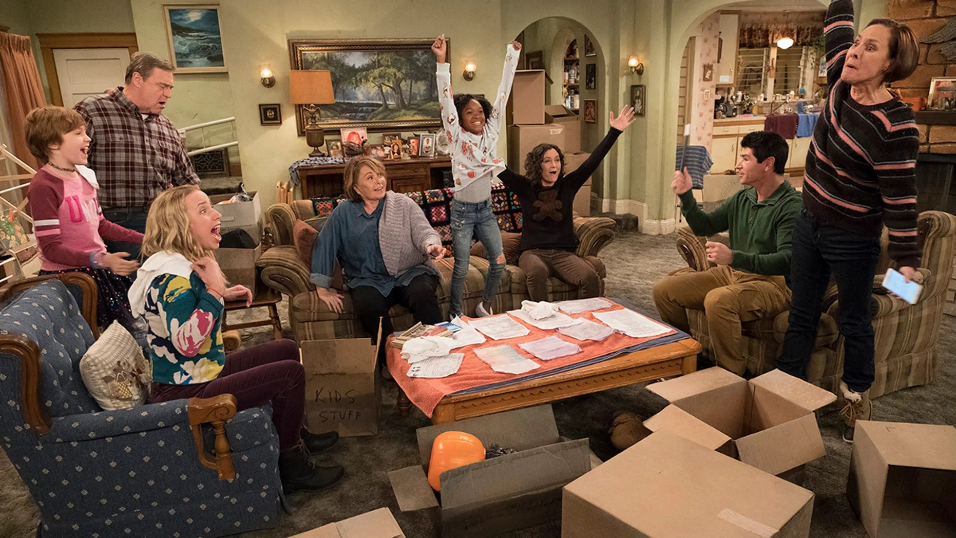 'Roseanne' spin-off 'The Conners' sets premiere date at ABC   Fox News