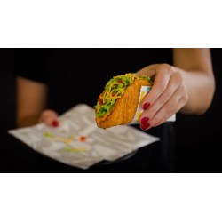 Divine A Fried Taco Bell Brings Back Naked Ken Introduces A Taco Bell Chalupa Box Commercial Taco Bell Chalupa Box Contents Taco Bell Is Bringing Back Its Naked Ken