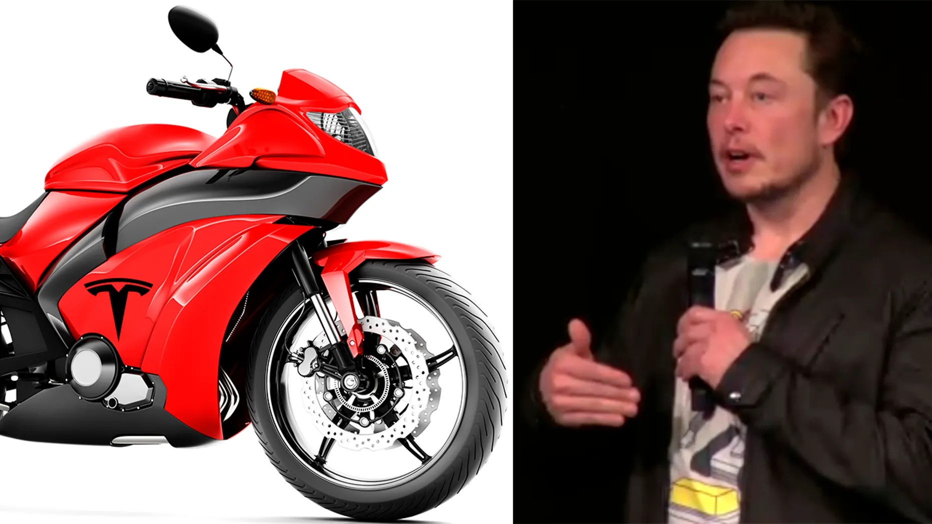 Musk Tesla The Elon Musk Was Almost Killed On A Motorcycle So Tesla Will Never