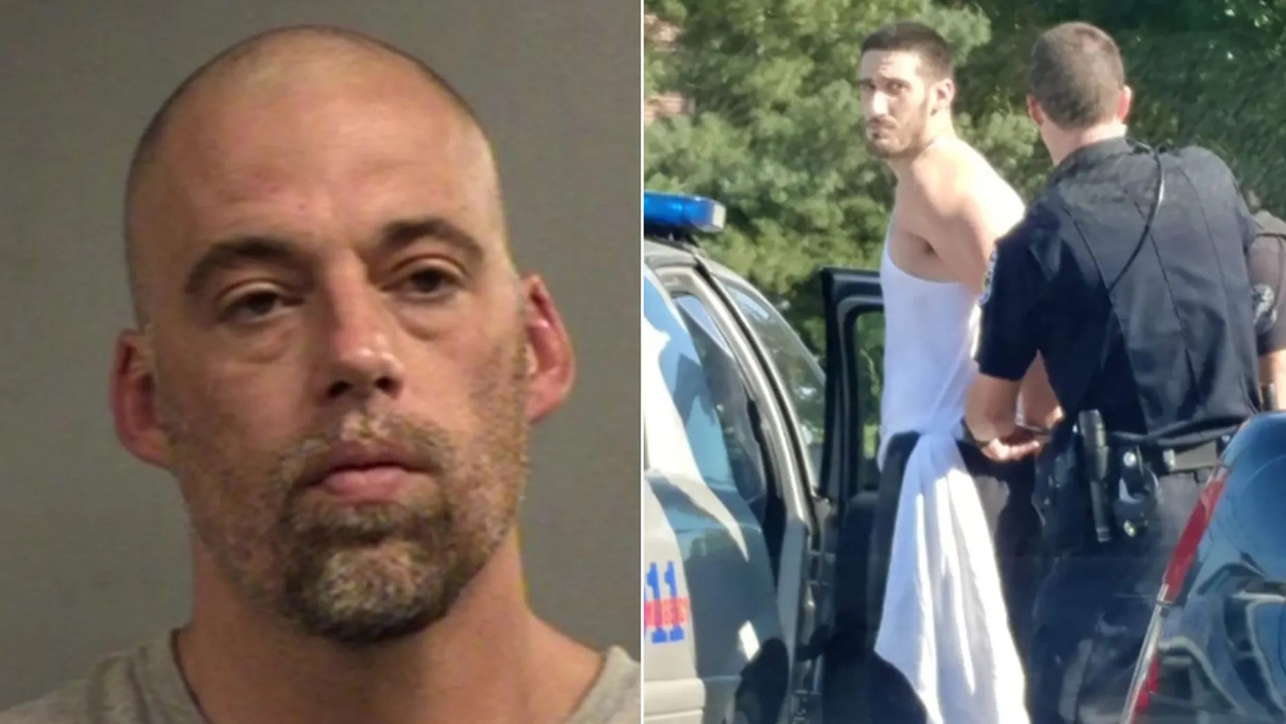 Kentucky Police Hunting For One Of Two Inmates Who Escaped