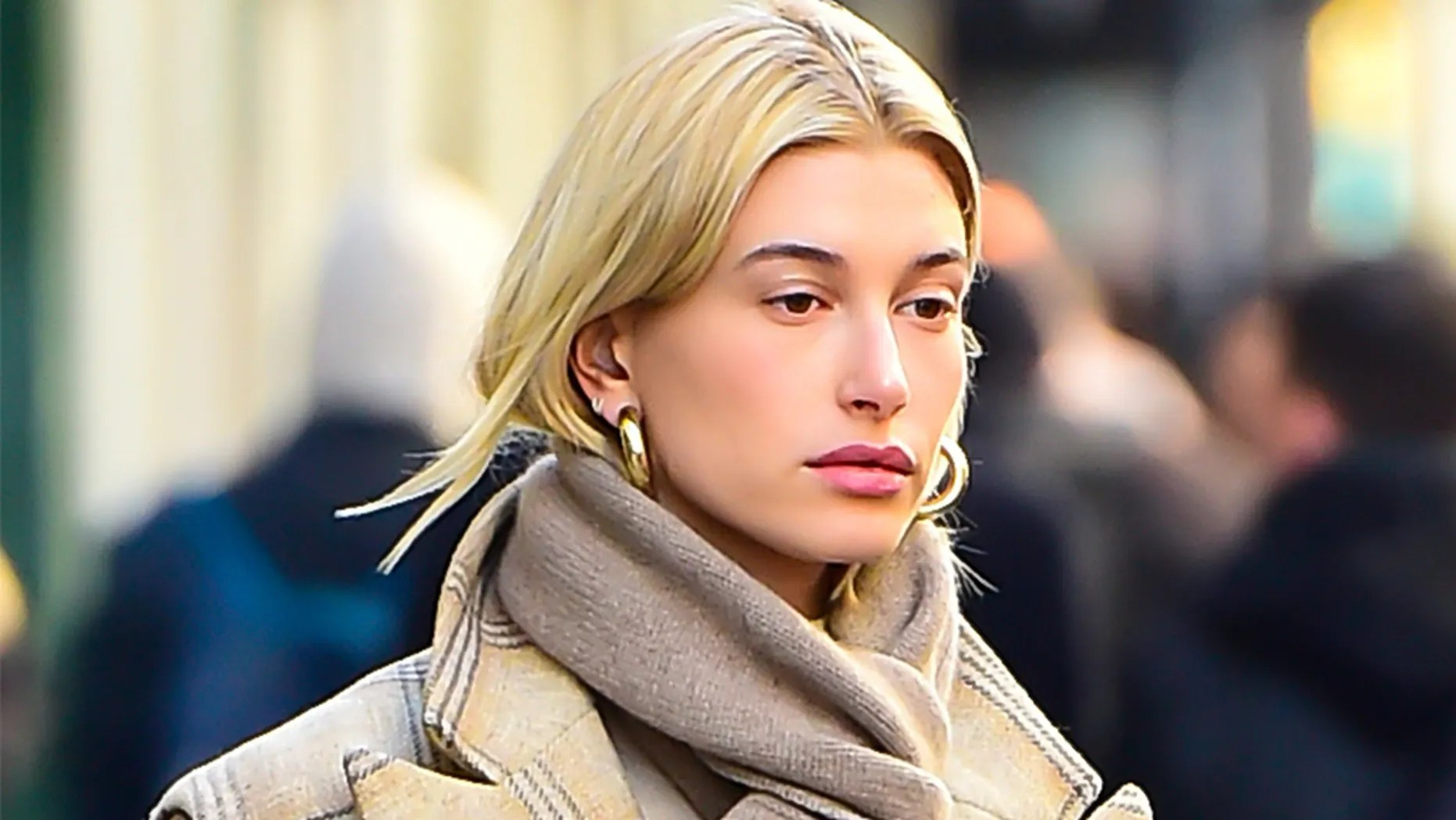 Hailey Baldwin Opens Up About Mental Health Says She