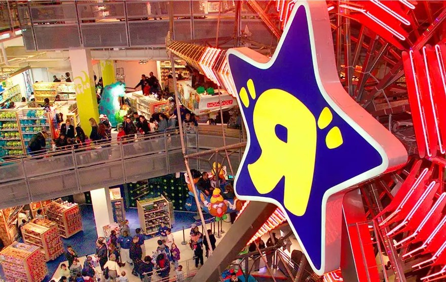 Times Square Will No Longer Have A Toys R Us At The End