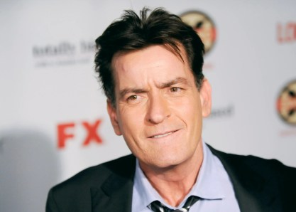 Charlie Sheen OCD