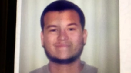 Jesus Campos, a Mandalay Bay security guard who was shot by Las Vegas gunman Stephen Paddock.