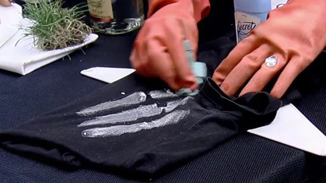 How To Get Stains Out Of Your Favorite Clothes And