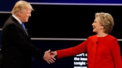 Astounding Online Votes Declare Trump Debate Despite Media Consensus Forclinton Fox News Online Votes Declare Trump Debate Despite Media Consensus Who Won Debate Tonight Between Beto Cruz Who Won Deba