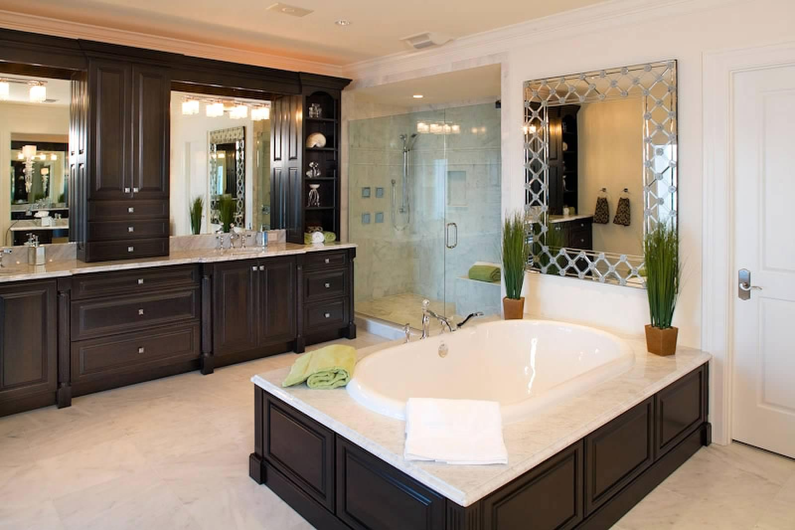 High End Bathroom Designs 20 High End Luxurious Modern Master Bathrooms