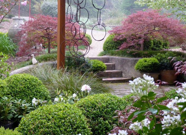 20 Backyard Landscapes Inspired By Japanese Gardens