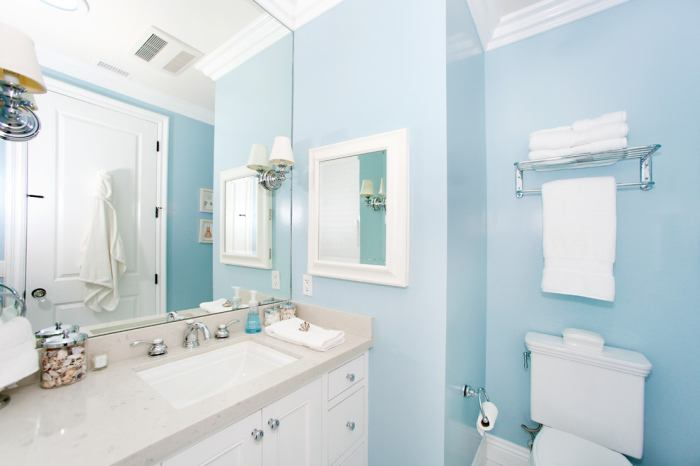 Pale Blue Bathroom Ideas 20 Beautiful Bathrooms With Pastel Colors - Housely