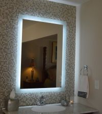 20 Bright Bathroom Mirror Designs With Lights
