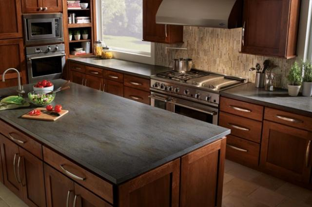 10 Kitchen Designs With Slate Countertops Housely