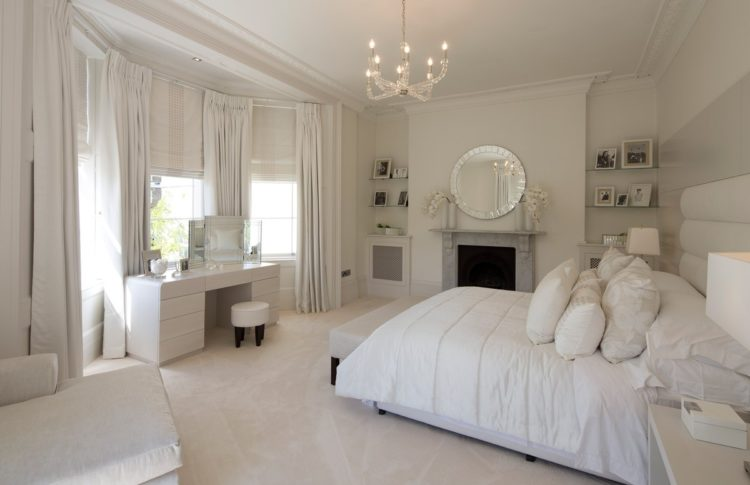 10 Of The Most Stunning White Bedroom Designs Housely