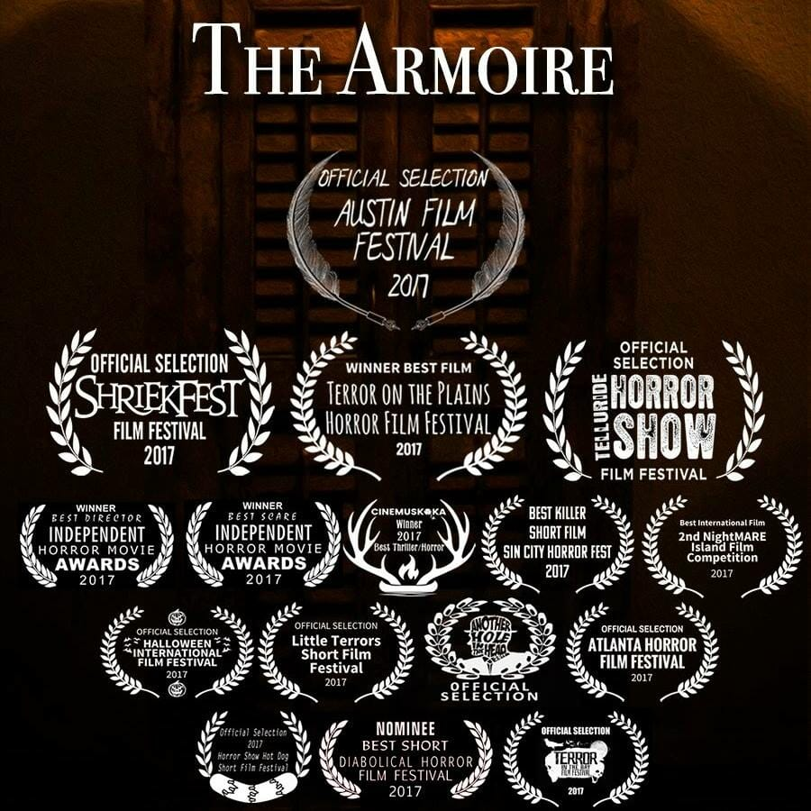 Armoire Habits Interview Writer Director Evan Cooper On Austin Film Fest Horror