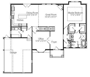 Cypress Main Floorplan