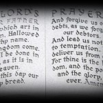 The Lord's Prayer and the Law