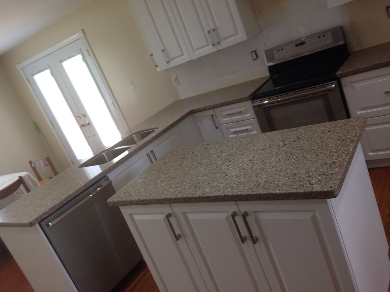 How Much Are Quartz Countertops Installed Installed Silestone Countertop Granite Marble And Quartz