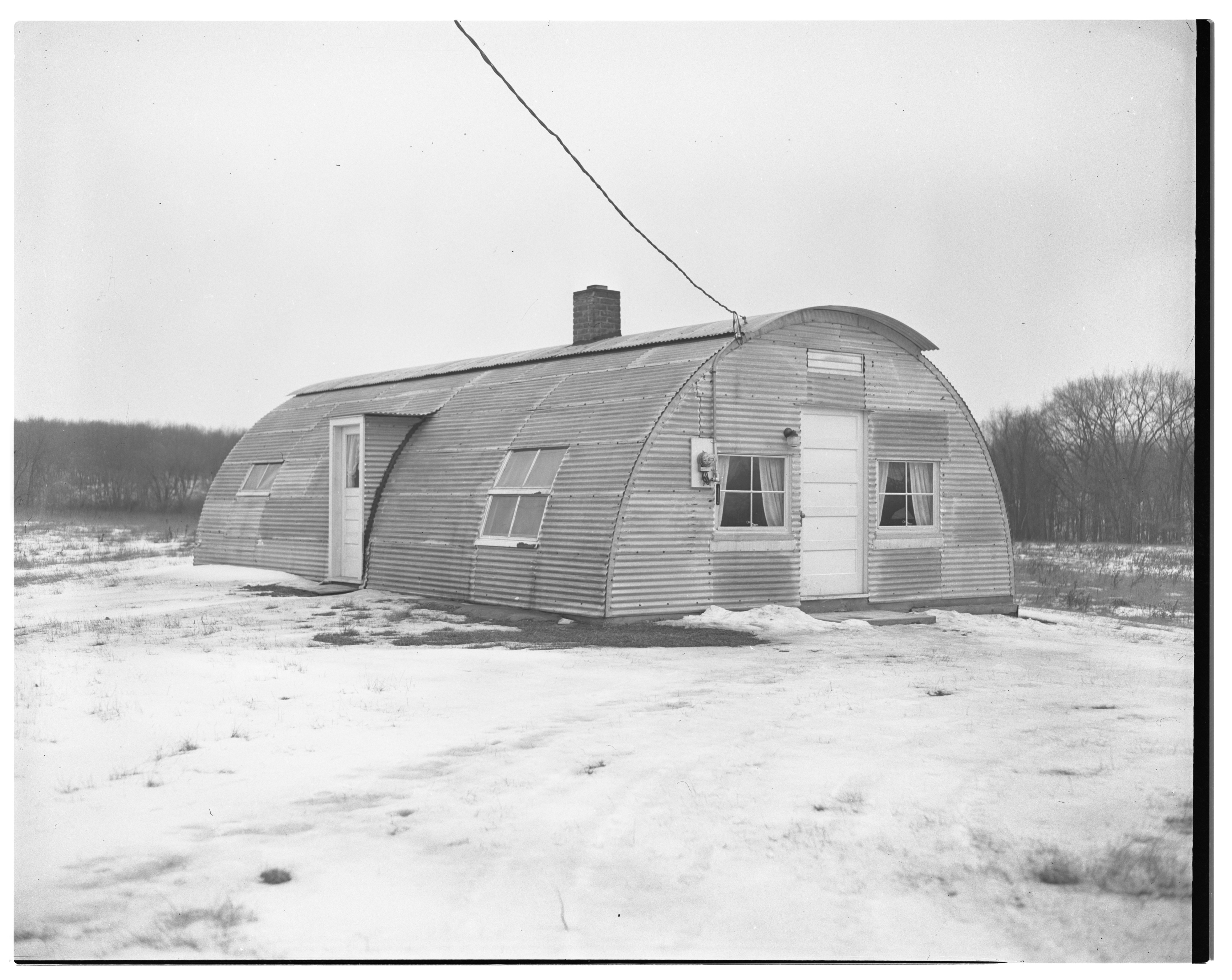 Fetching Quonset Hut Ann February Quonset Hut Ann February Ann Arbor District Library Quonset Hut Homes Detroit Quonset Hut Homes Images curbed Quonset Hut Homes