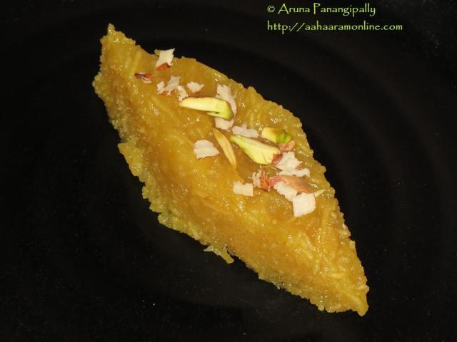Sev Barfi or Singhar Ji  Burfi – A Sindhi Sweet – Diwali Special Recipe