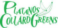 Platanos Y Collard Greens