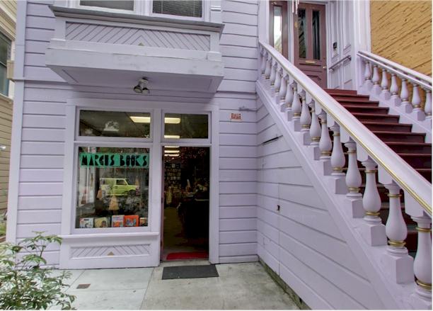 Marcus Books 1712 Fillmore St, San Francisco, CA