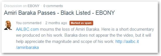 ebony-spam