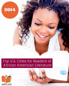 top cities for readers of african american literature
