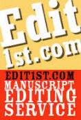 Edit 1st Manuscript Editing Services