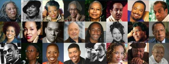 Top 50 African American Authors