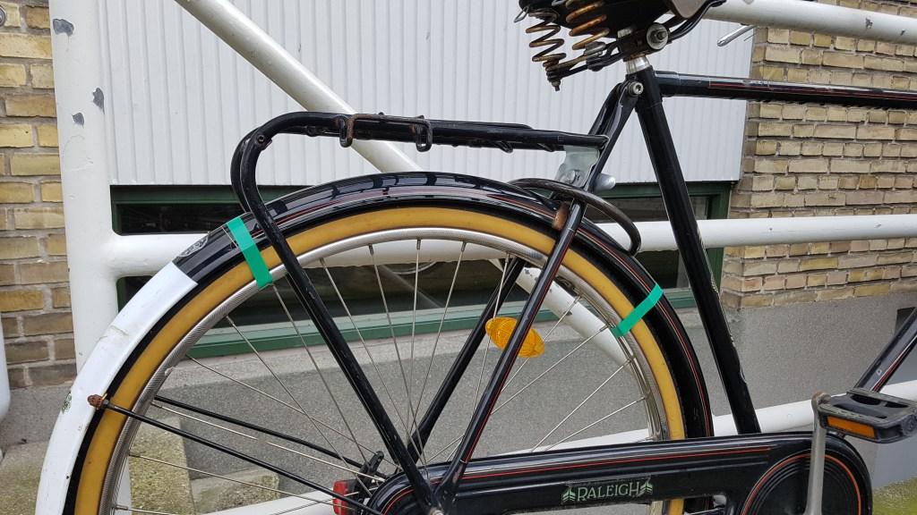 Cykel grøn tape