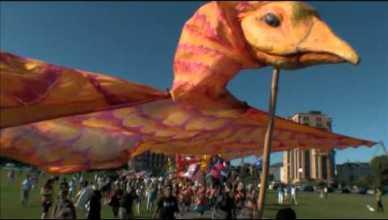 Portsmouth Festivities – Lift Off!!