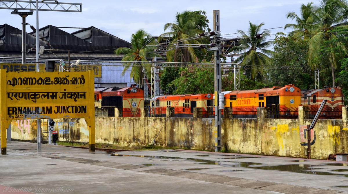 Travel Air Chennai Top 5 Largest And Longest Railway Stations Of Kerala