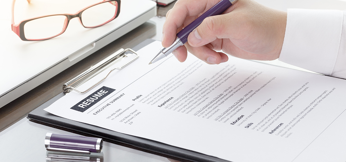 10 Tips to Get Your Resume Ready for the New Year - A  A Search
