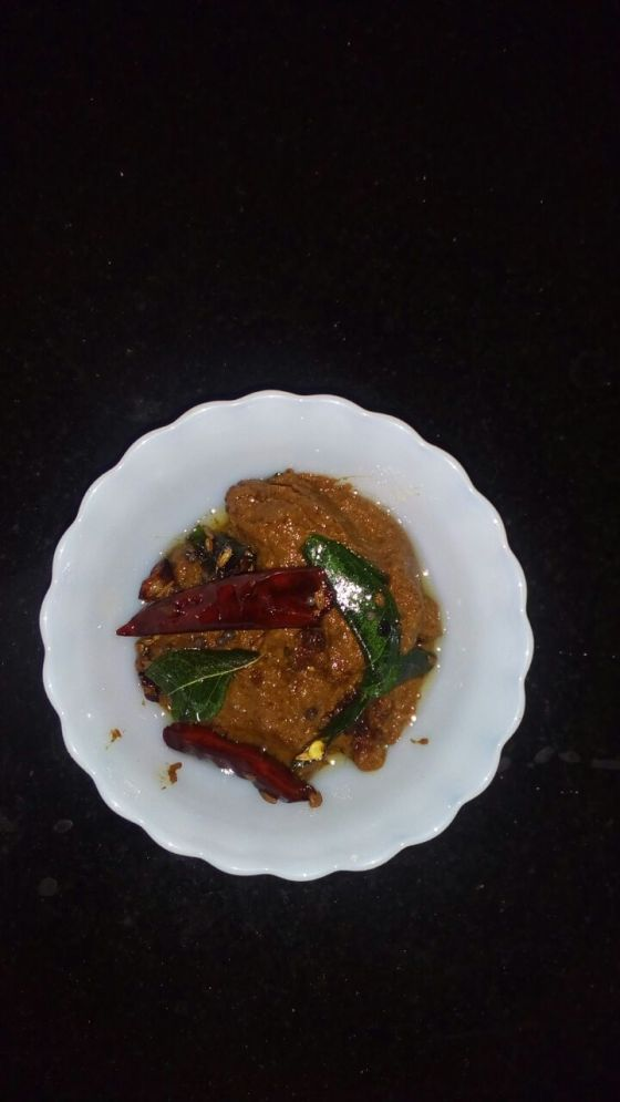 Recipe of Gongura Pacchadi