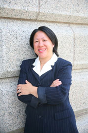 Mee Moua, president and executive director of AAJC.