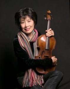 Nobuko Imai, violist. (Contributed photo by Marco Borggreve)