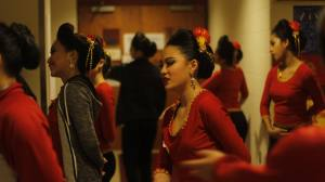 dancers and choreographers get the last minute details right.