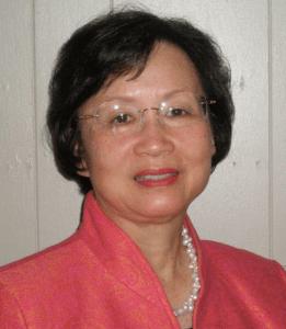 OCA National President Leslie Moe-Kaiser, PhD, CLU.