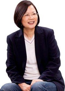 Taiwan President-elect Tsai Ying-wen.