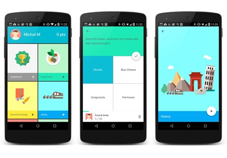 Android app development - Aar dee
