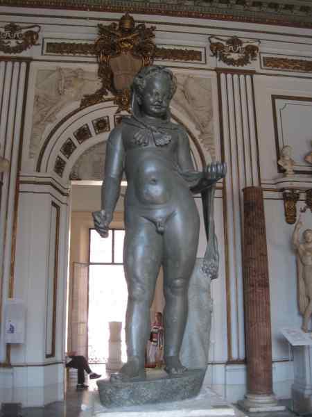 Garden Of Hercules Pompeii