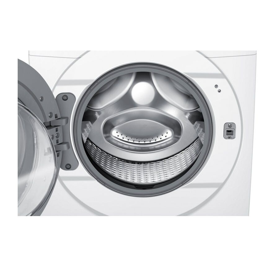 Samsung Front Load Washer 4 5 Cu Ft Front Load Washer 7 5 Cu Ft Electric Steam Dryer With Pedestals