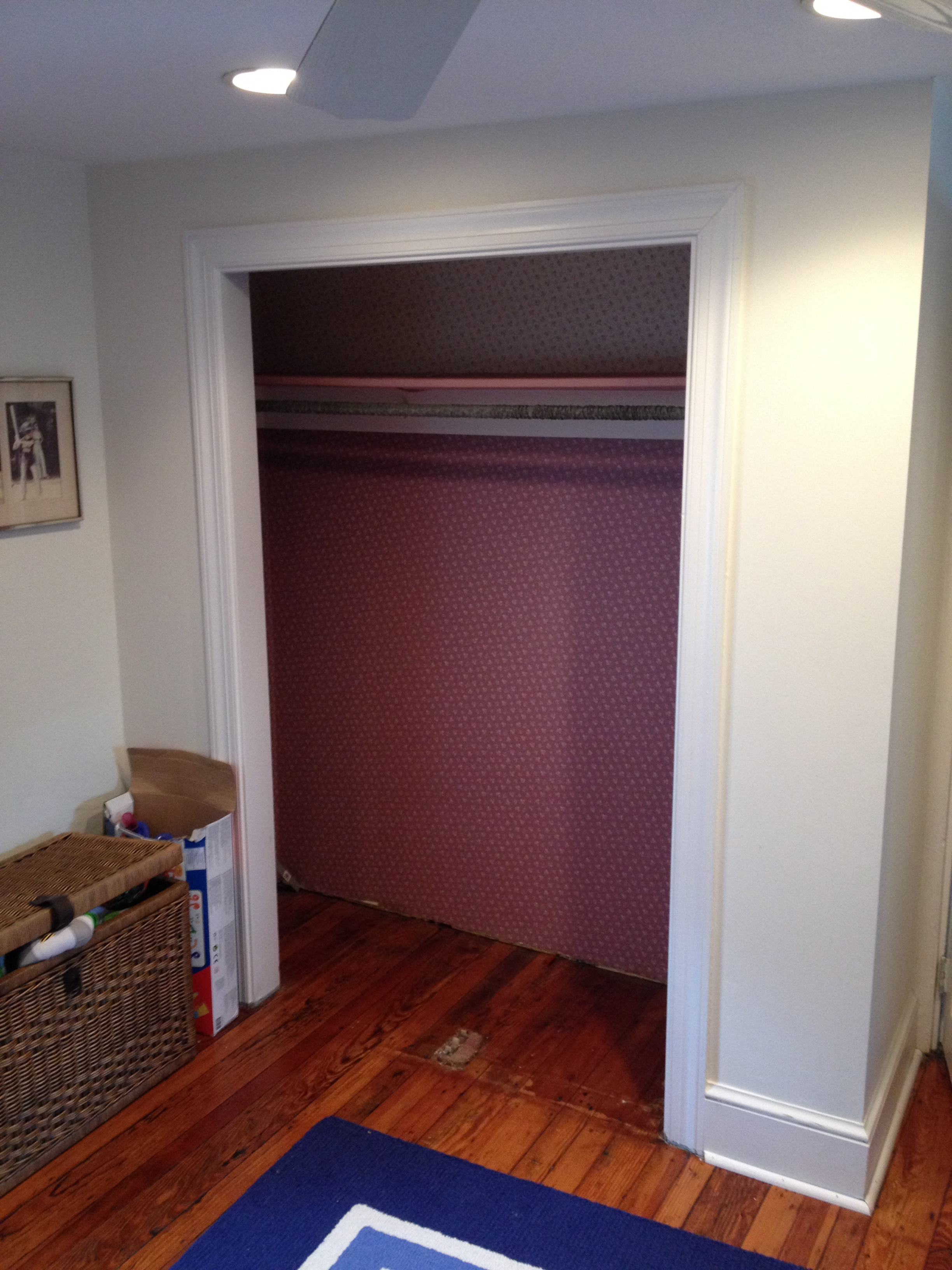 Plywood Door Designs For Rooms Playroom Closet Renovation Wayne Pa Aaron Whomsley Llc