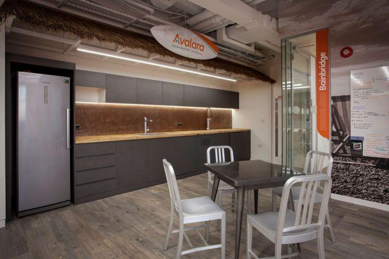 Avalara office by aedas interiors for Interior design agency brighton