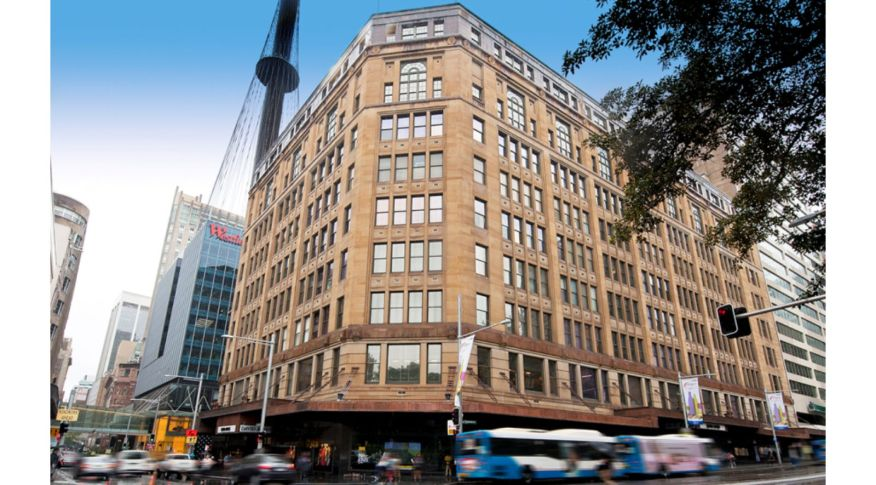 Sydney Flagship for David Jones