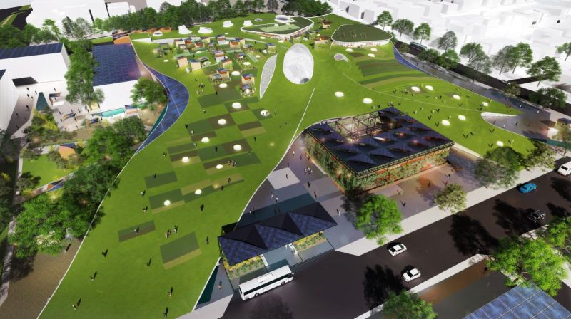 People's Choice Award for Living Building Design Competition