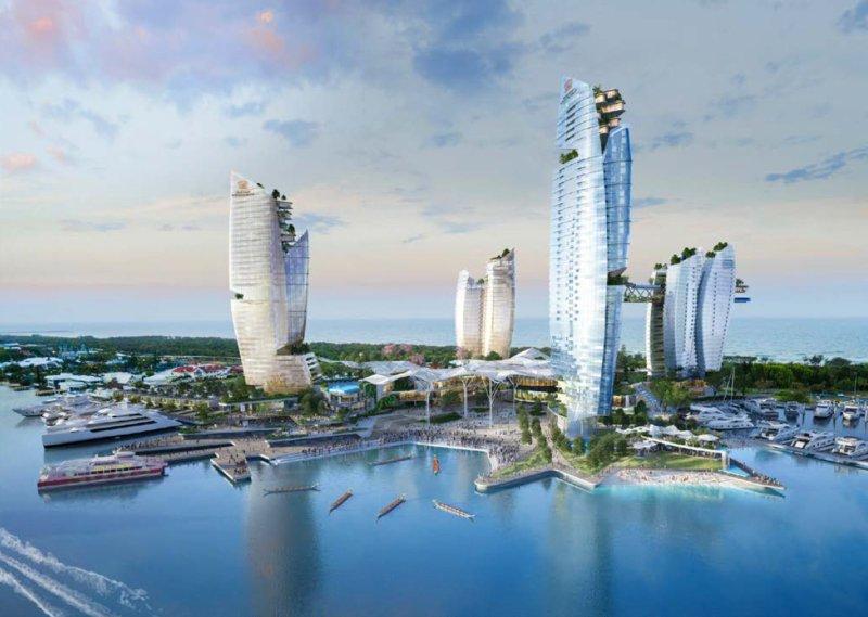 Gold Coast Integrated Resort