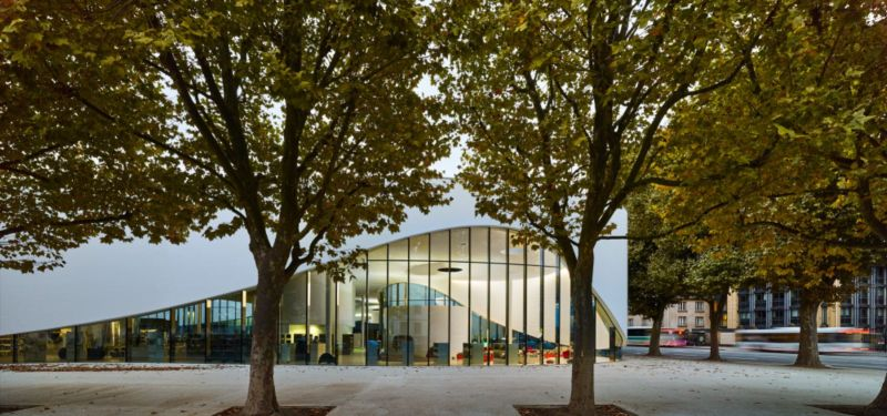 Media Library in Thionville
